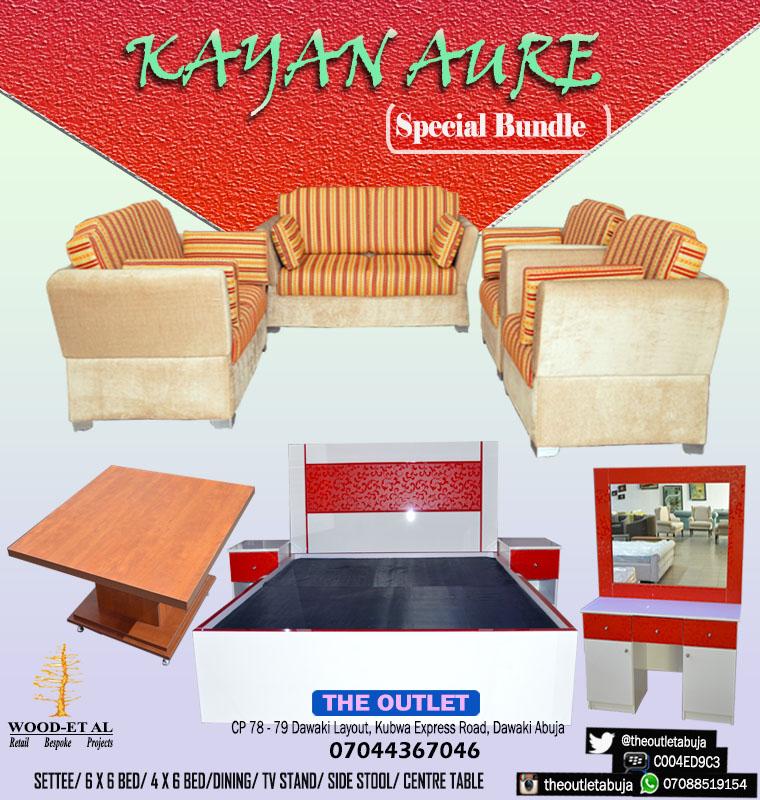 Kayan aure things 2 abuja